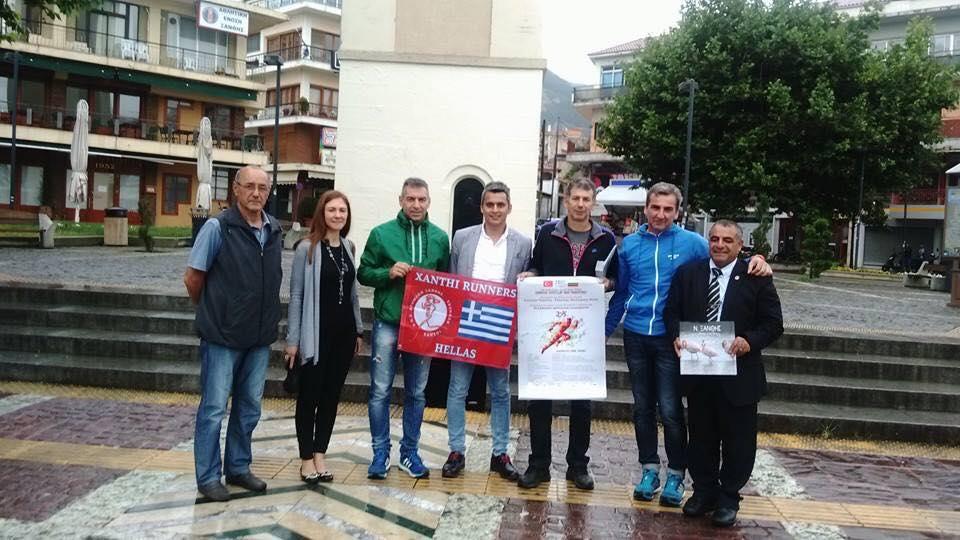 Συνάντηση γνωριμίας και απαρχή συνεργασίας με τον Σύλλόγο Τουρκικής-Ελληνικής-Βουλγαρικής Φιλίας