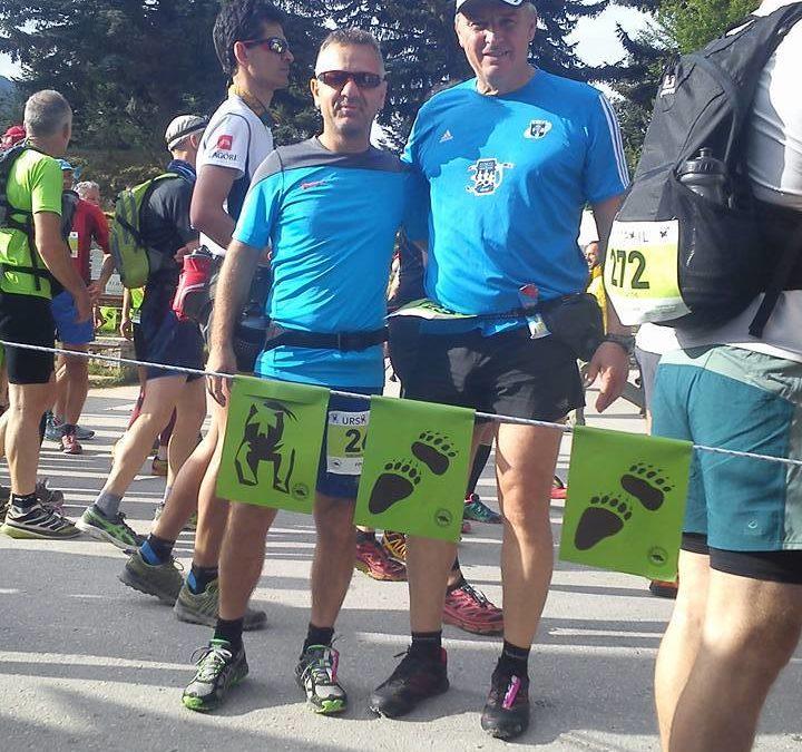 Συμμετοχή των Xanthi Runners στους αγώνες «Ursa Trail» και «Στα Χνάρια της Αρκούδας»