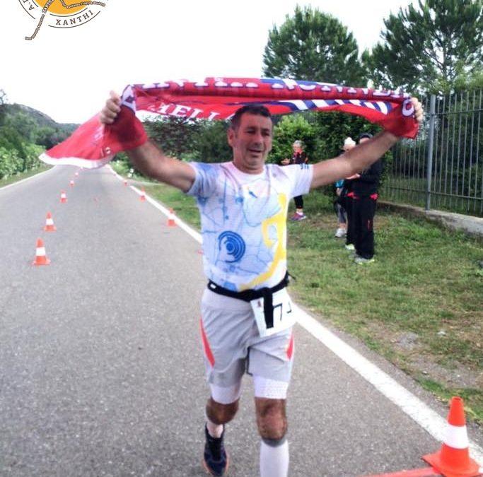 Η Αγωνιστική δραστηριότητα των Xanthi Runners το Σαββατοκύριακο 20-22 Μαΐου 2016