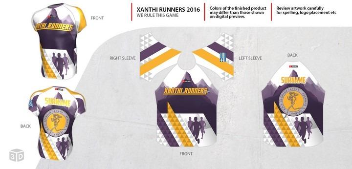 Παραγγελίες για την «αθλητική εμφάνιση» των «Xanthi Runners»