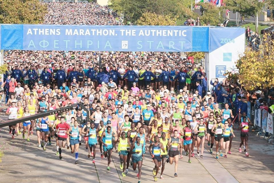 Εγγραφές για τον 35ο αυθεντικό μαραθώνιο της Αθήνας «ΓΡΗΓΟΡΗΣ ΛΑΜΠΡΑΚΗΣ» και τους αγώνες 5 και 10 χλμ