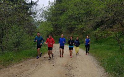 """1η Ομαδική προπόνηση του 2018 – Αποτελέσματα κλήρωσης για τον αγώνα """"Paggaio Trail Run"""""""