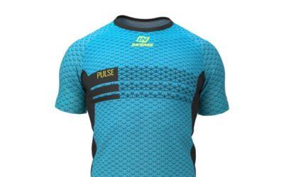 Αγωνιστικό μπλουζάκι μελών Συλλόγου Δρομέων Ξάνθης